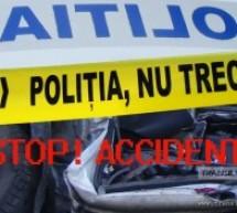Accident mortal în Cluj-Napoca
