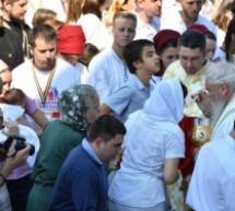 Mitropolitul Clujului, prezent la Întâlnirea Tinerilor Ortodocși din întreaga lume