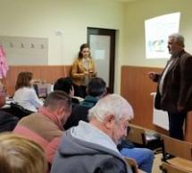 Campanie de informare în comuna Mociu, cu privire la oportunităţile de finanţare oferite prin PNDR 2014-2020
