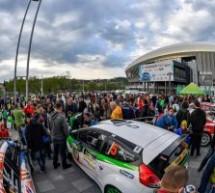 Clujul, gazda etapei I din Campionatul European de Raliuri