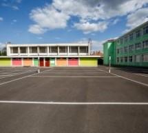 Primăria Cluj Napoca a modernizat 20 de curți ale școlilor și terenurile de sport aferente acestora