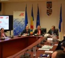 Delegație economică austriacă la Consiliul Județean Cluj