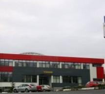 Noul parc industrial, Tetarom V din Luna, începe să prindă contur