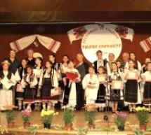 """Festivalul concurs de folclor pentru copii ,,Tinere speranțe"""" a ajuns la ediția a XV-a"""