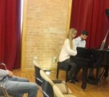 """Pian nou, de concert, la Şcoala Populară de Arte """"Tudor Jarda"""" Cluj-Napoca"""