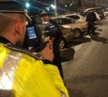 Razie de amploare efectuată de polițiștii clujeni, pe timp de noapte