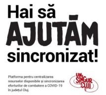 Clujul strânge rândurile în lupta împotriva coronavirus