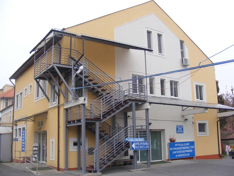 Spitalul Clinic de Urgenţă pentru Copii Cluj-Napoca, prioritate a Consiliului Judeţean