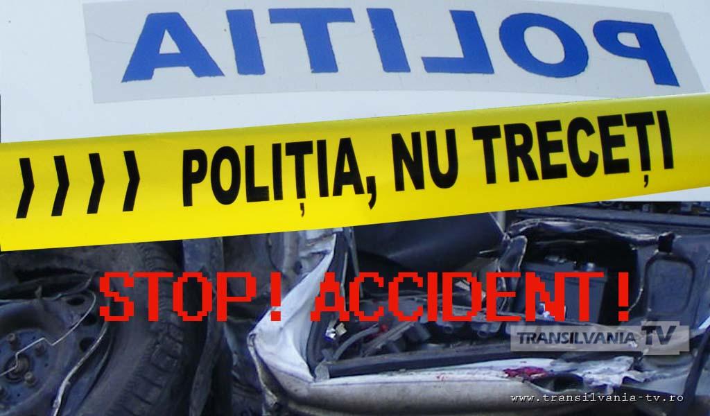 Accident mortal produs în comuna Borșa. Șoferul vinovat s-a urcat beat la volan