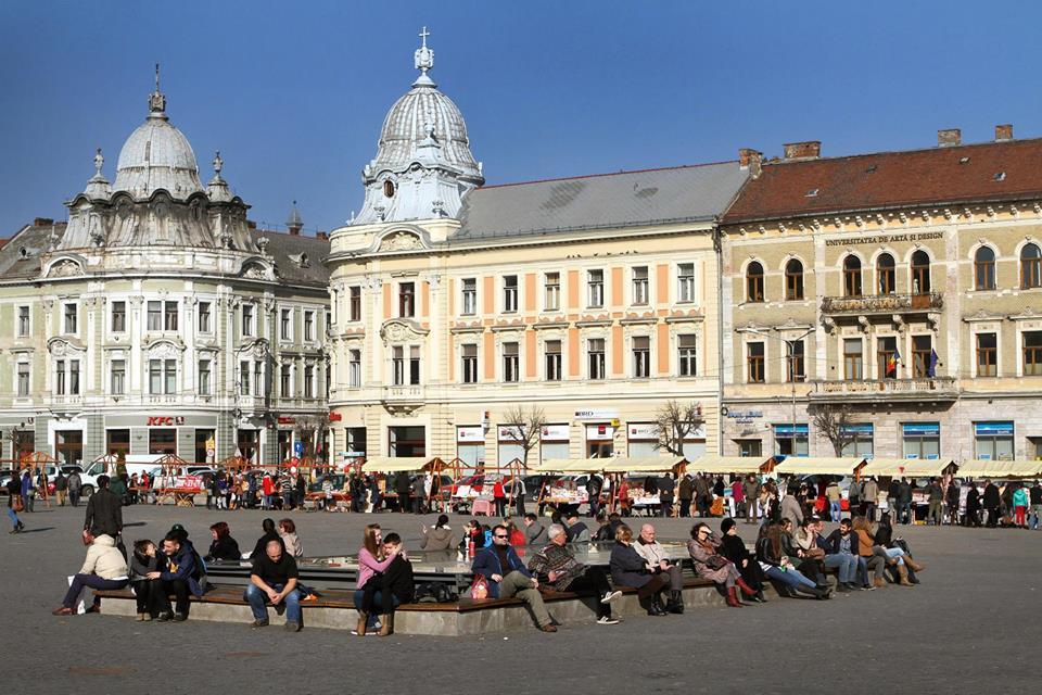 Primăria extinde rețeaua de WI-FI gratuit din Cluj-Napoca