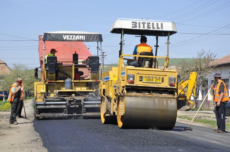 80 de milioane de euro, primite de Consiliul Județean Cluj pentru reabilitarea unor drumuri județene