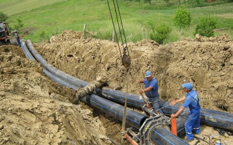 Trei sate din comuna Cornești vor beneficia de o rețea de apă centralizată