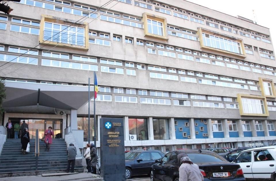 Număr crescut de pacienți la Camera de Gardă a Spitalului de Boli Infecțioase Cluj-Napoca