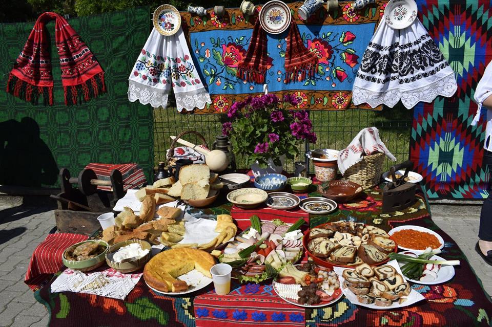 """,,Zestrea tradițiilor clujene"""", la Jucu de Sus"""