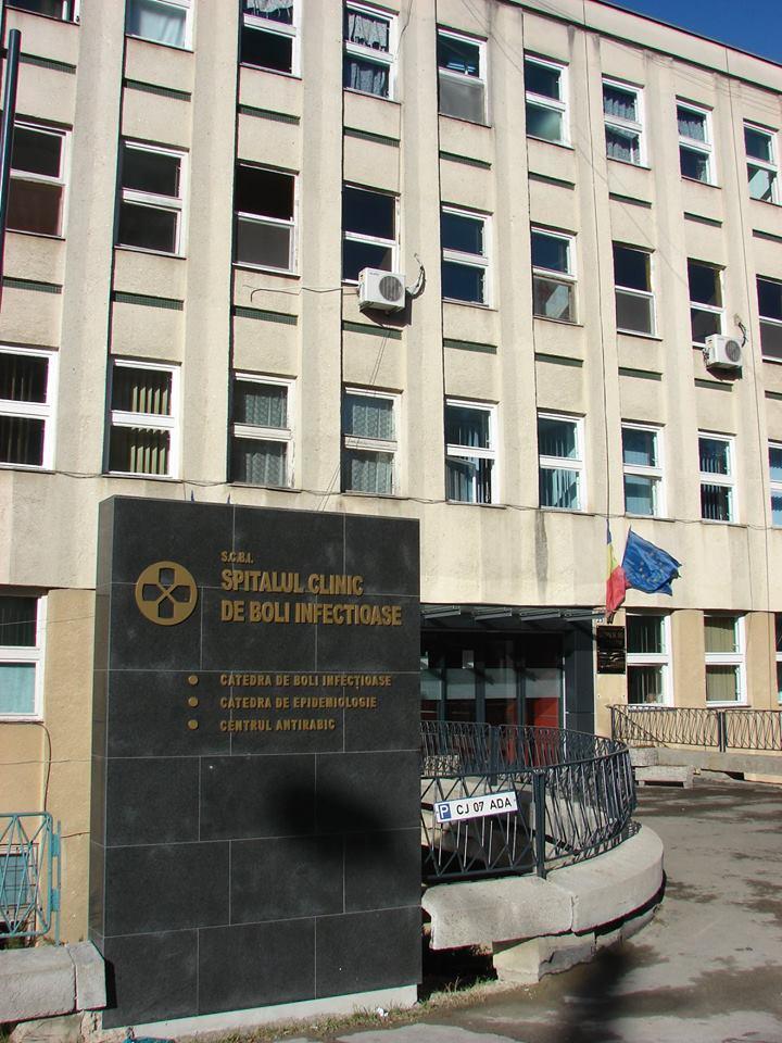 Test gratuit Babeș-Papanicolau la Spitalul Clinic de Boli Infecțioase Cluj-Napoca