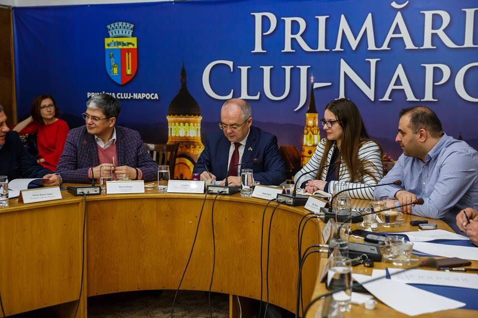 A fost semnat acordul de asociere pentru realizarea metroului și a trenului metropolitan în zona Cluj-Napoca
