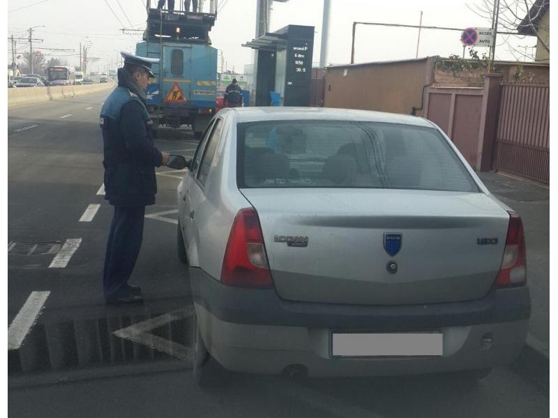 Șoferi băuți depistați pe șoselele din județul Cluj