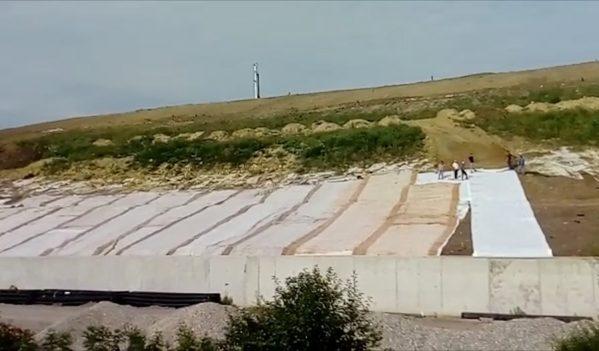 Consiliul Județean Cluj finalizează închiderea rampei neconforme de deșeuri de la Pata Rât