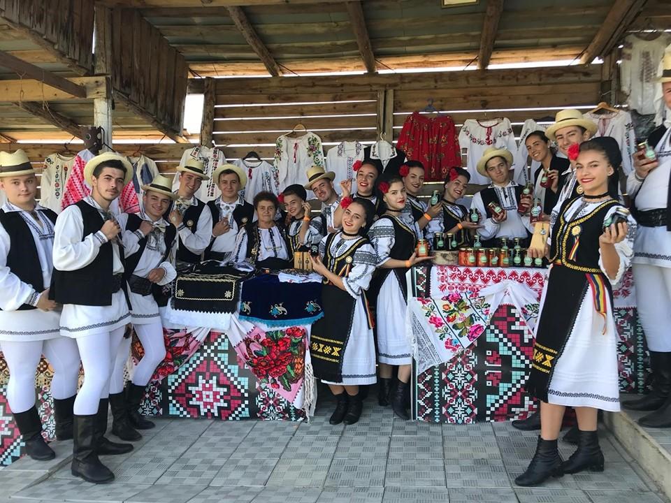Produs de Cluj, la Festivalul Cultural al Românilor de Pretutindeni desfășurat la Chișinău