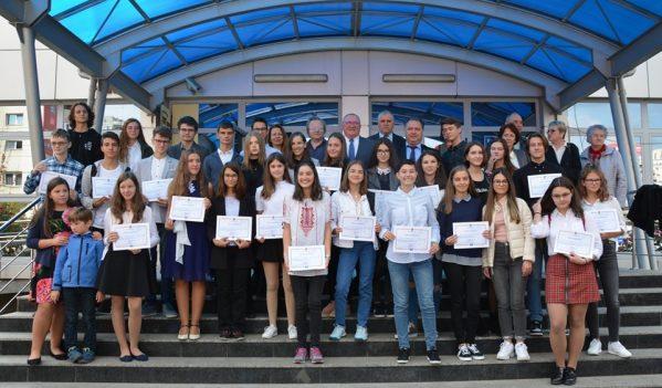 Tinerii merituoși ai Clujului, premiați de Consiliul Județean