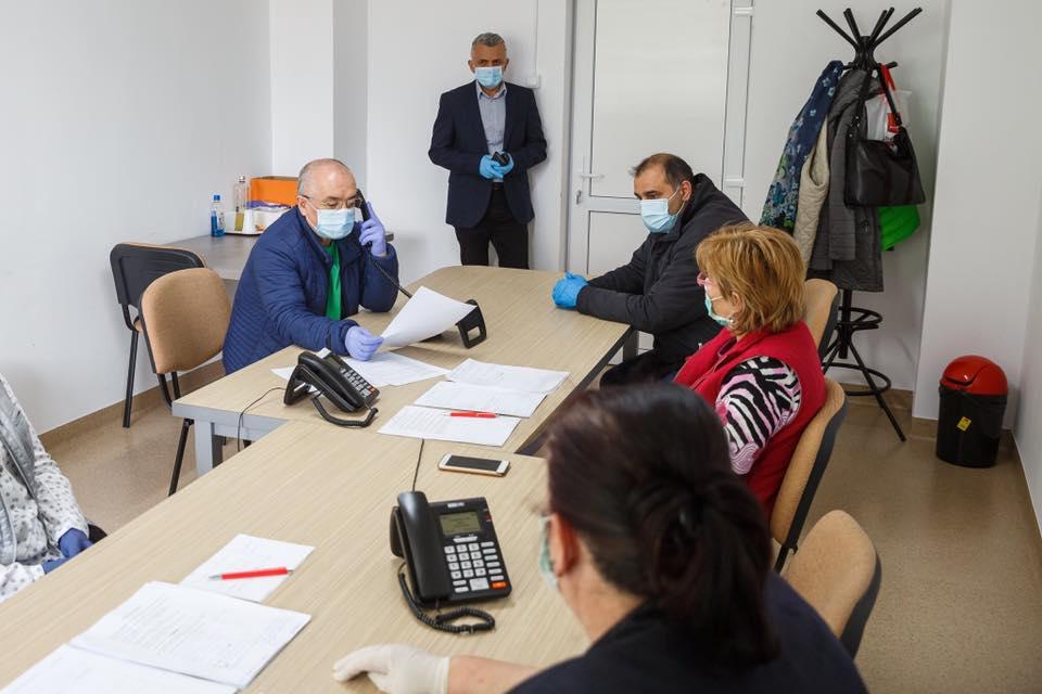 Un dispecerat pentru persoane în vârstă de peste 65 de ani funcționează în Cluj-Napoca