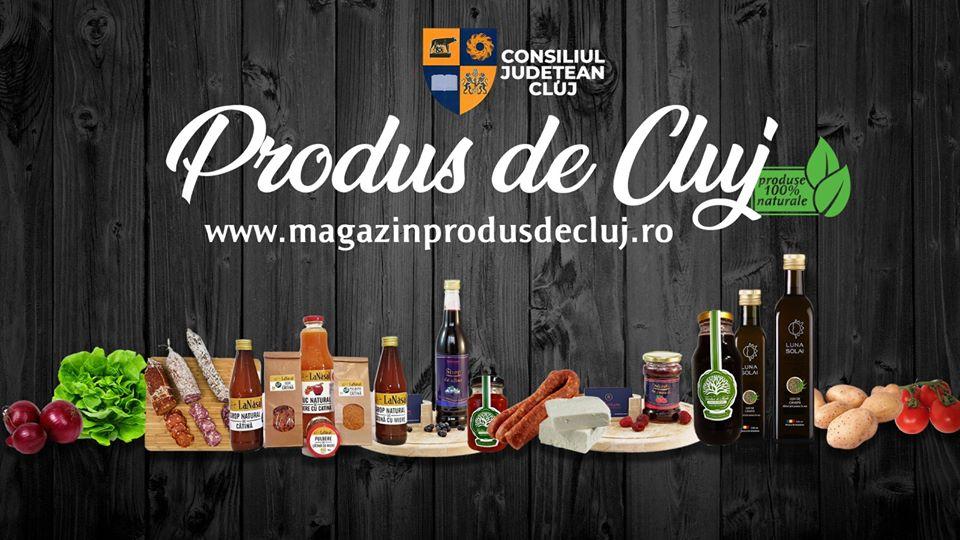 Succes al platformei online lansate de CJ Cluj pentru comercializarea produselor locale, direct de la producător
