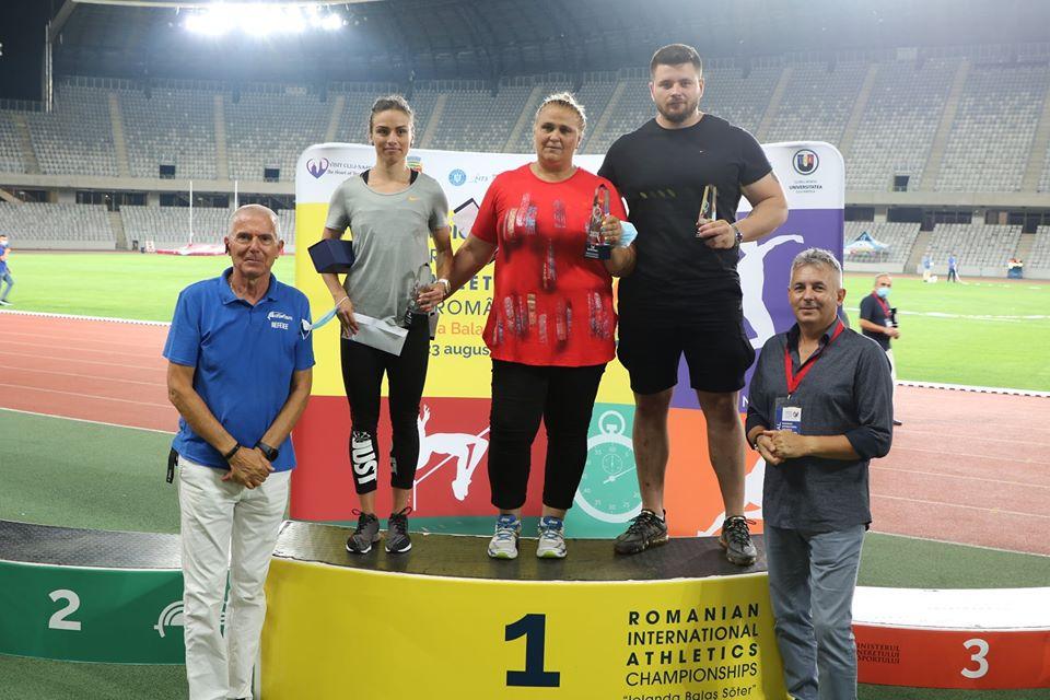 O nouă ediție a Campionatelor Internaționale de Atletism ale României, la Cluj