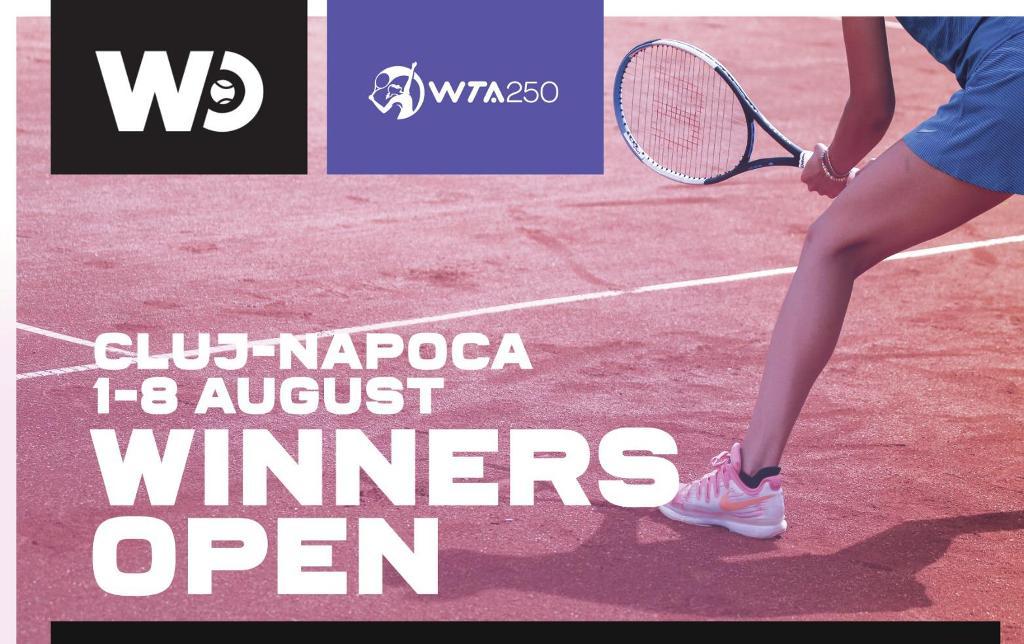Lista jucătoarelor care vor participa la Winners Open, turneul WTA250 de la Cluj-Napoca