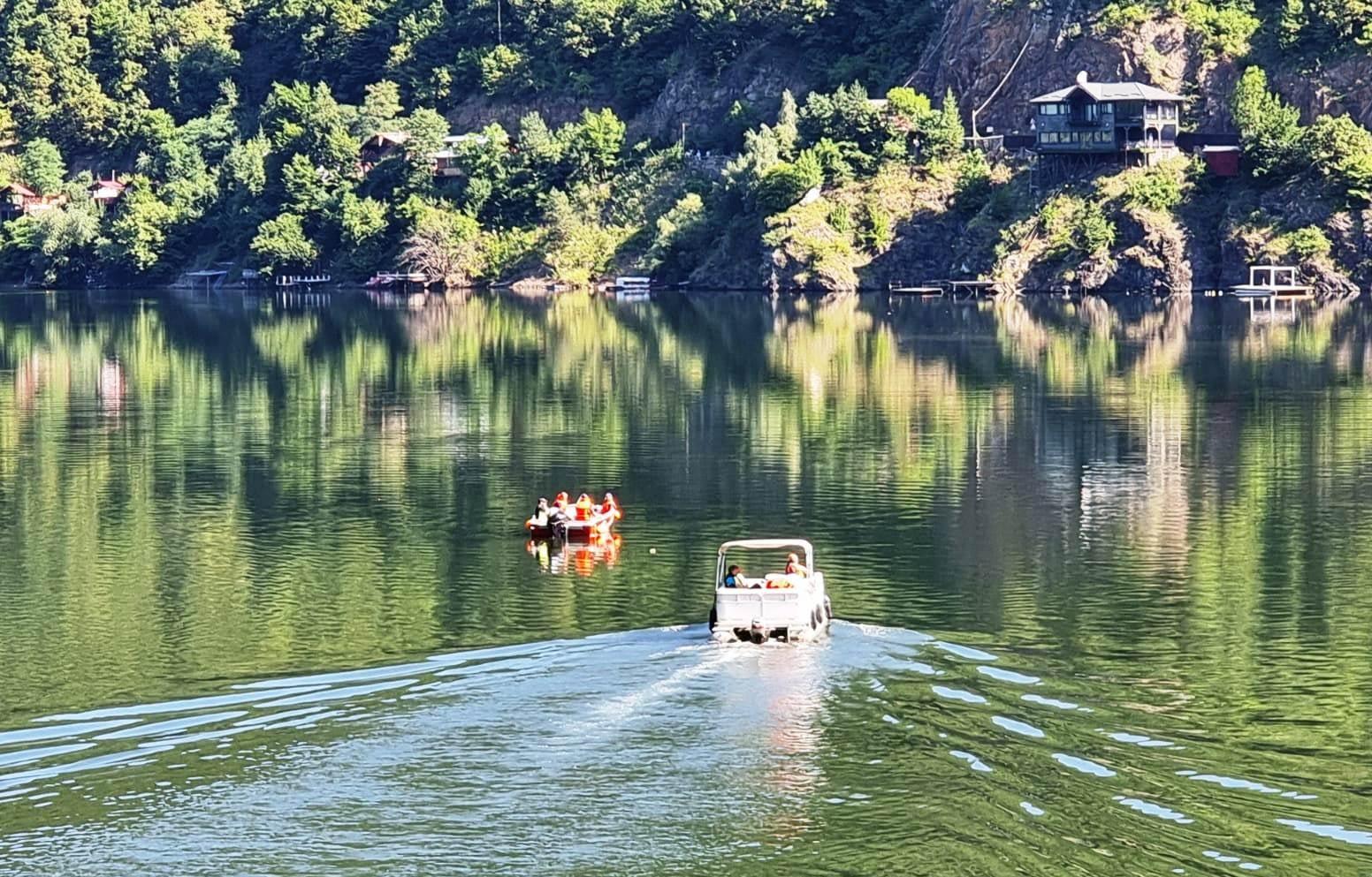 Sancțiuni aplicate de Consiliul Județean Cluj, în urma controalelor efectuate pe lacurile Tarnița și Fântânele