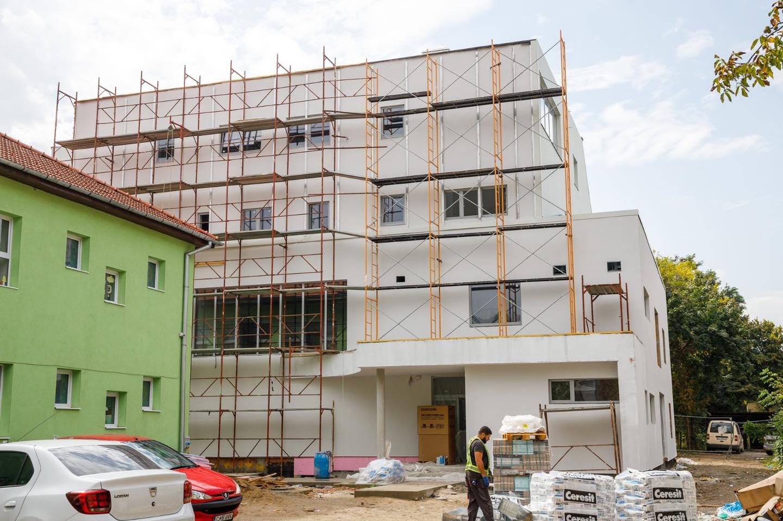 O nouă creșă cu 90 de locuri se apropie de finalizare în Cluj-Napoca